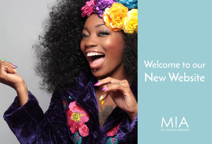 Mia Of London - Welcome to our new website