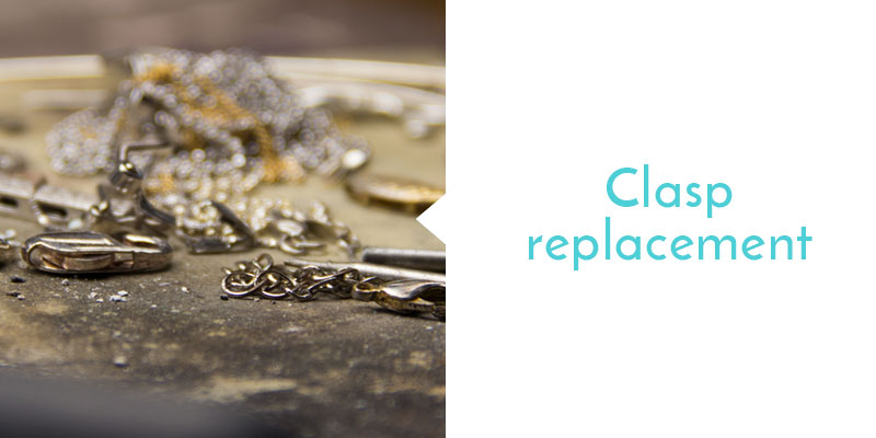 Clasp Replacement - mia Of london